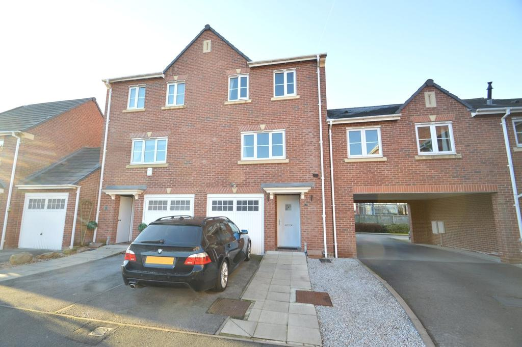 3 Bedrooms End Of Terrace House for sale in Great Oak Square, Mobberley, Knutsford