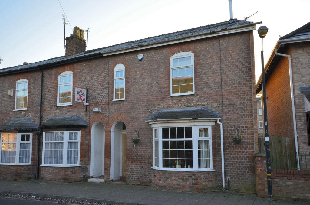 3 Bedrooms End Of Terrace House for sale in Oakfield Street, Altrincham
