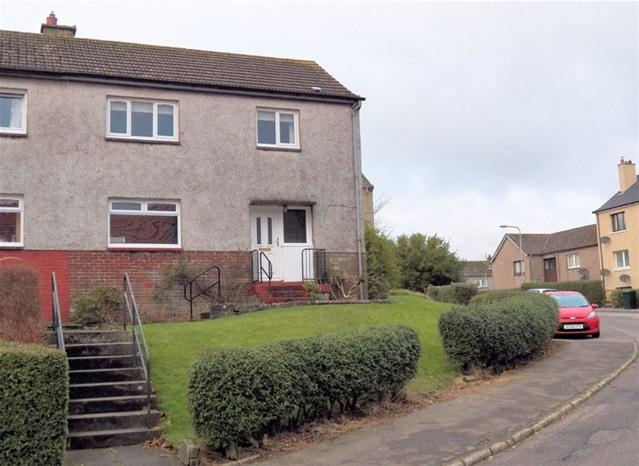 3 Bedrooms Semi Detached House for sale in 21 Davaar Avenue, Campbeltown, PA28 6NF