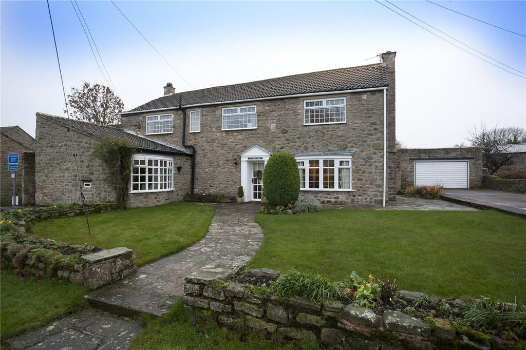 4 Bedrooms Detached House for sale in Newsham, Richmond, North Yorkshire, DL11