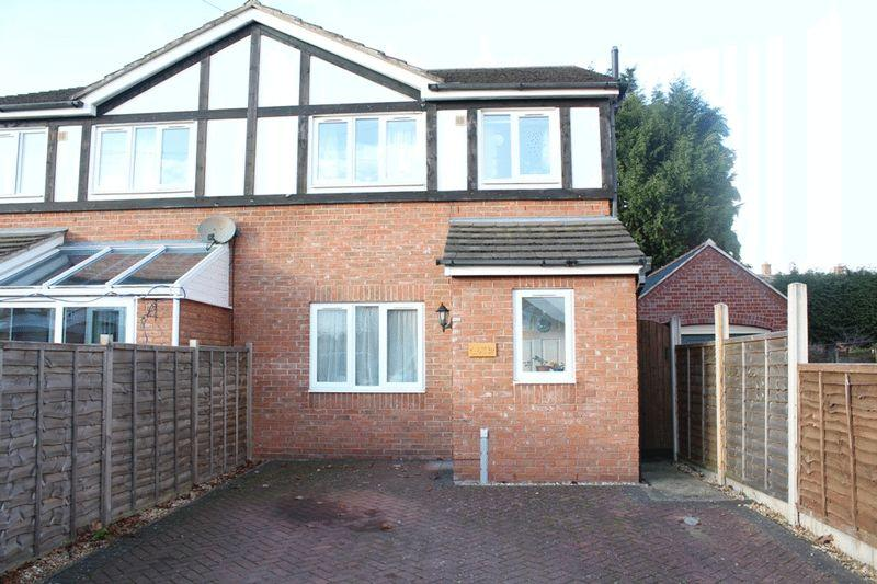 2 Bedrooms Semi Detached House for sale in Monkmoor Road, Monkmoor, Shrewsbury, SY2 5SS