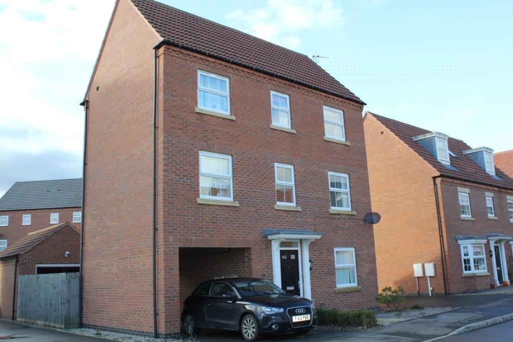 4 Bedrooms Detached House for sale in Hampden Way, Greylees, NG34