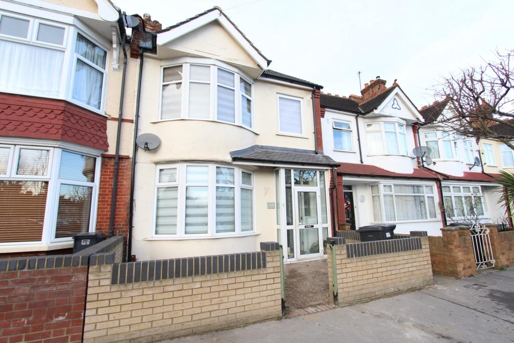 4 Bedrooms End Of Terrace House for sale in Highbarrow Road, Addiscombe, CR0