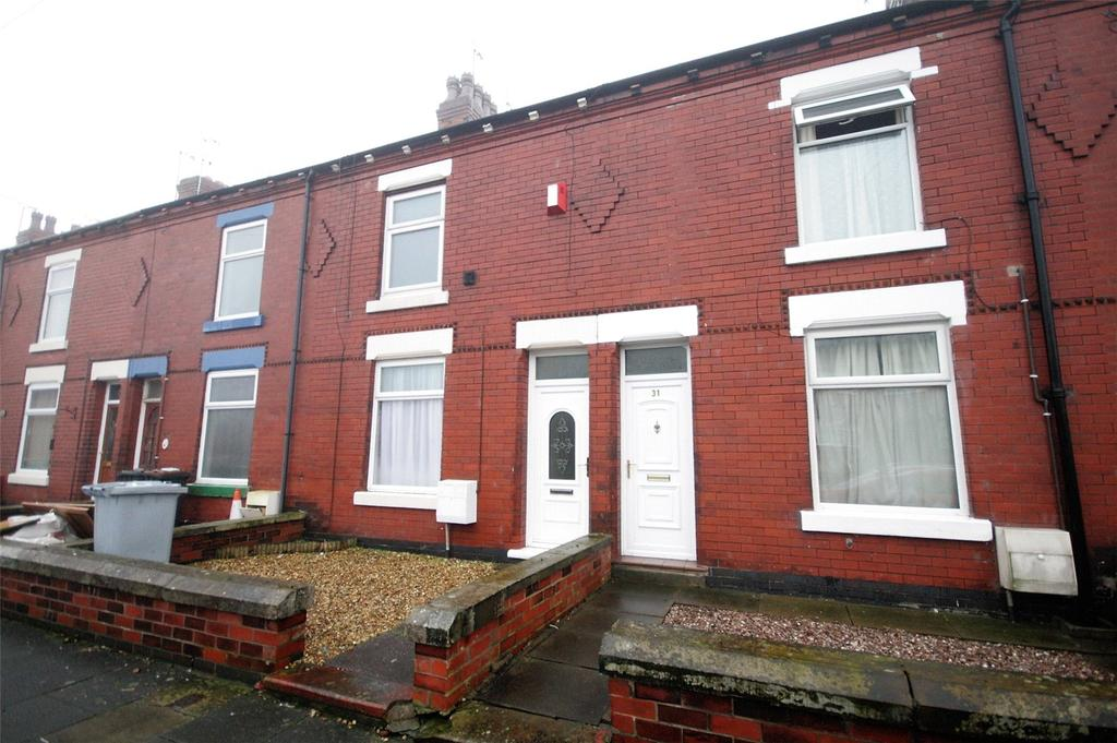 3 Bedrooms Terraced House for sale in Spring Gardens, Crewe, Cheshire, CW1