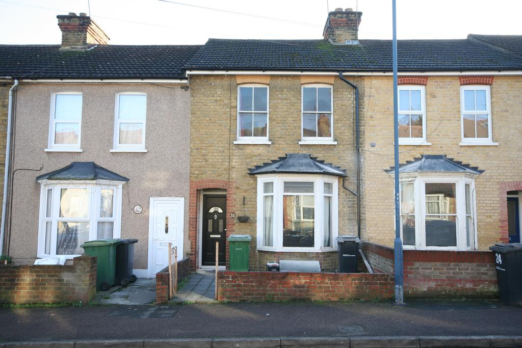 2 Bedrooms Terraced House for sale in Florence Road, Maidstone ME16