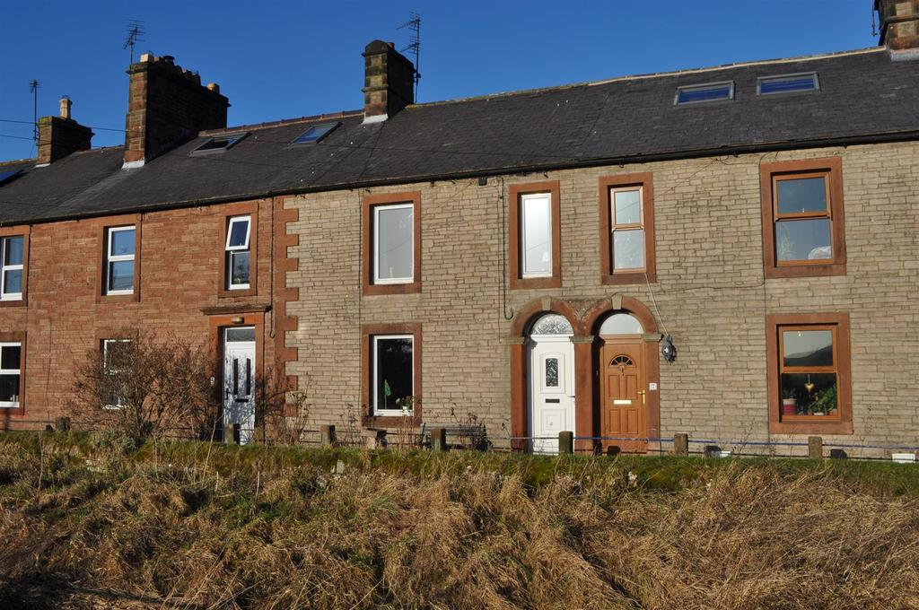 3 Bedrooms Terraced House for sale in Petteril Terrace, Plumpton, Penrith