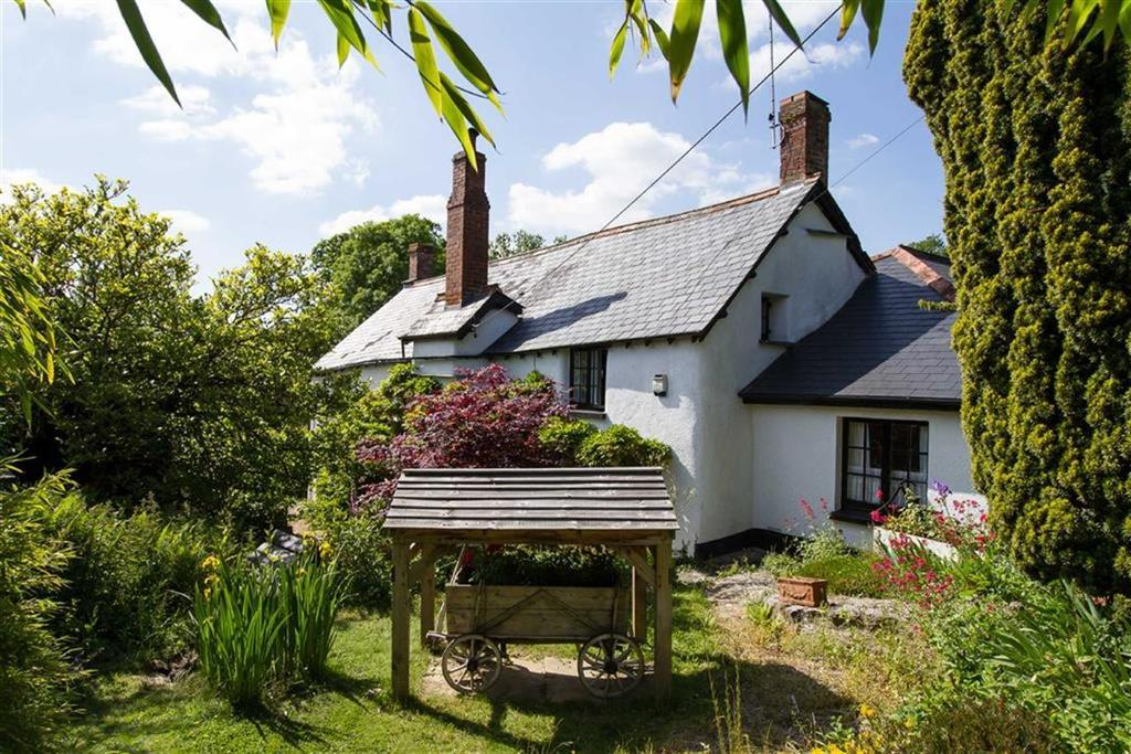 3 Bedrooms Detached House for sale in Tedburn St Mary, Exeter, Devon, EX6