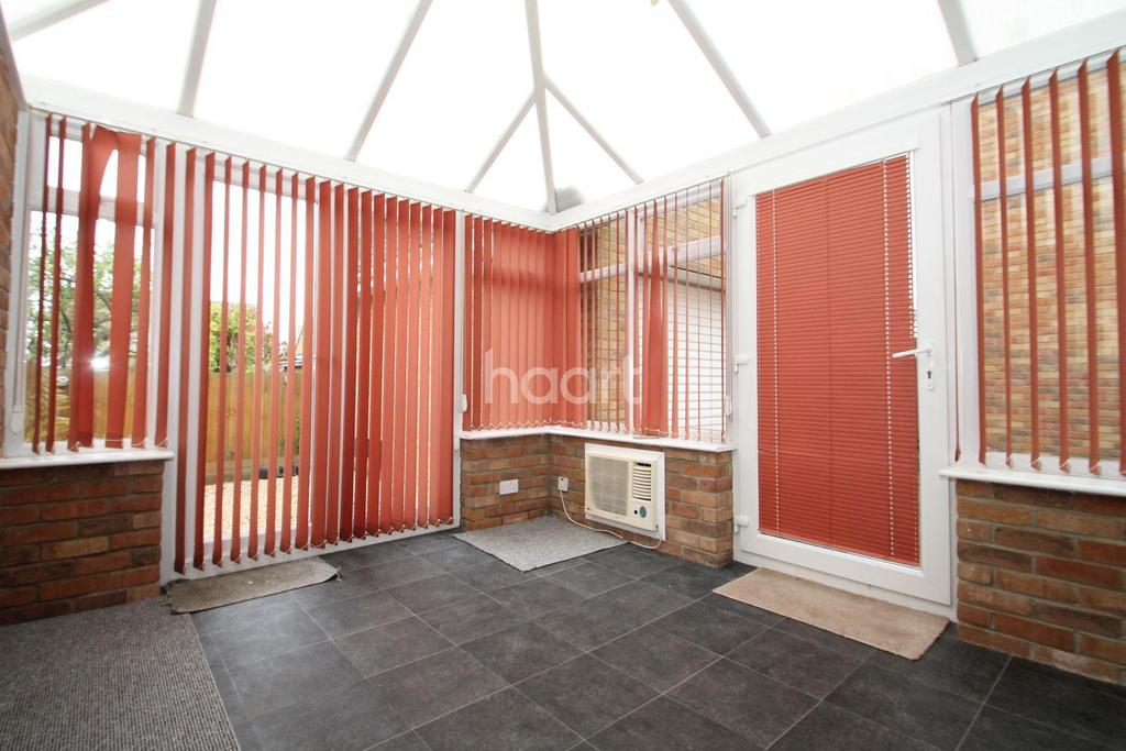 2 Bedrooms End Of Terrace House for sale in The Birches, March