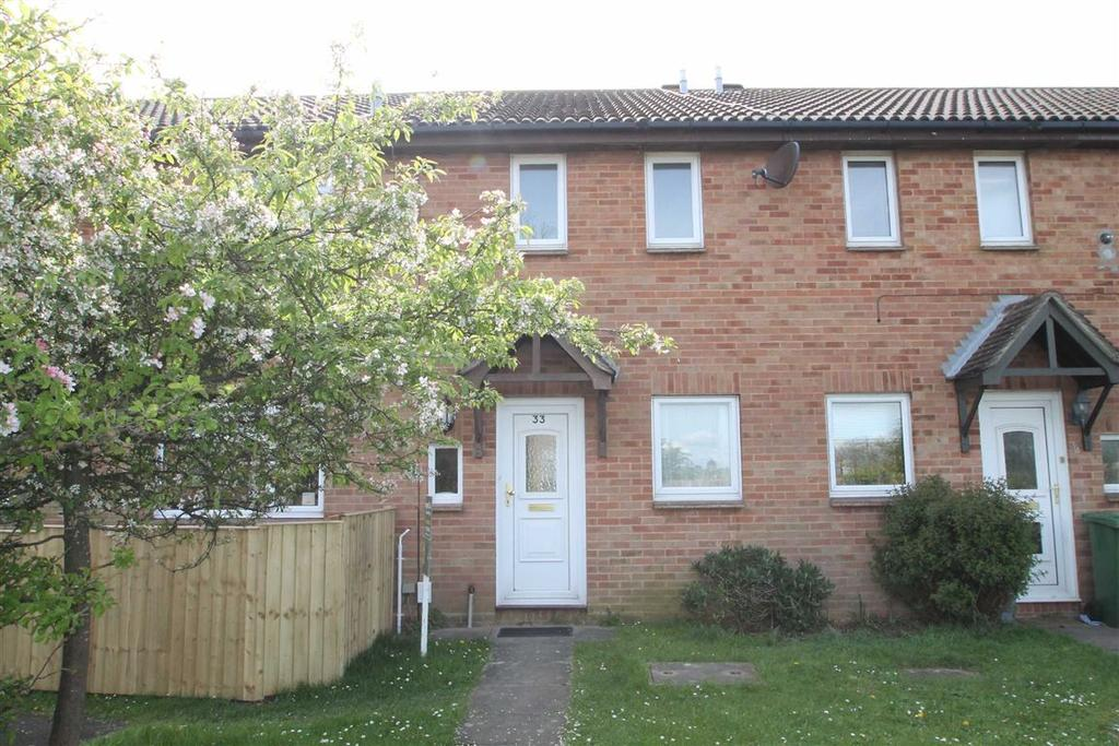 2 Bedrooms Terraced House for rent in Tophill Close, Portslade