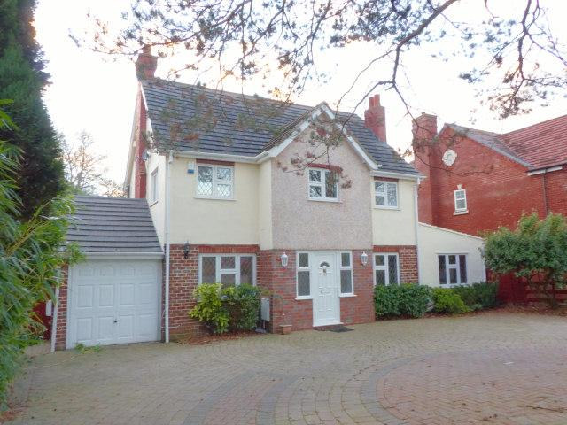 5 Bedrooms Detached House for sale in Chester Road,Streetly,Sutton Coldfield