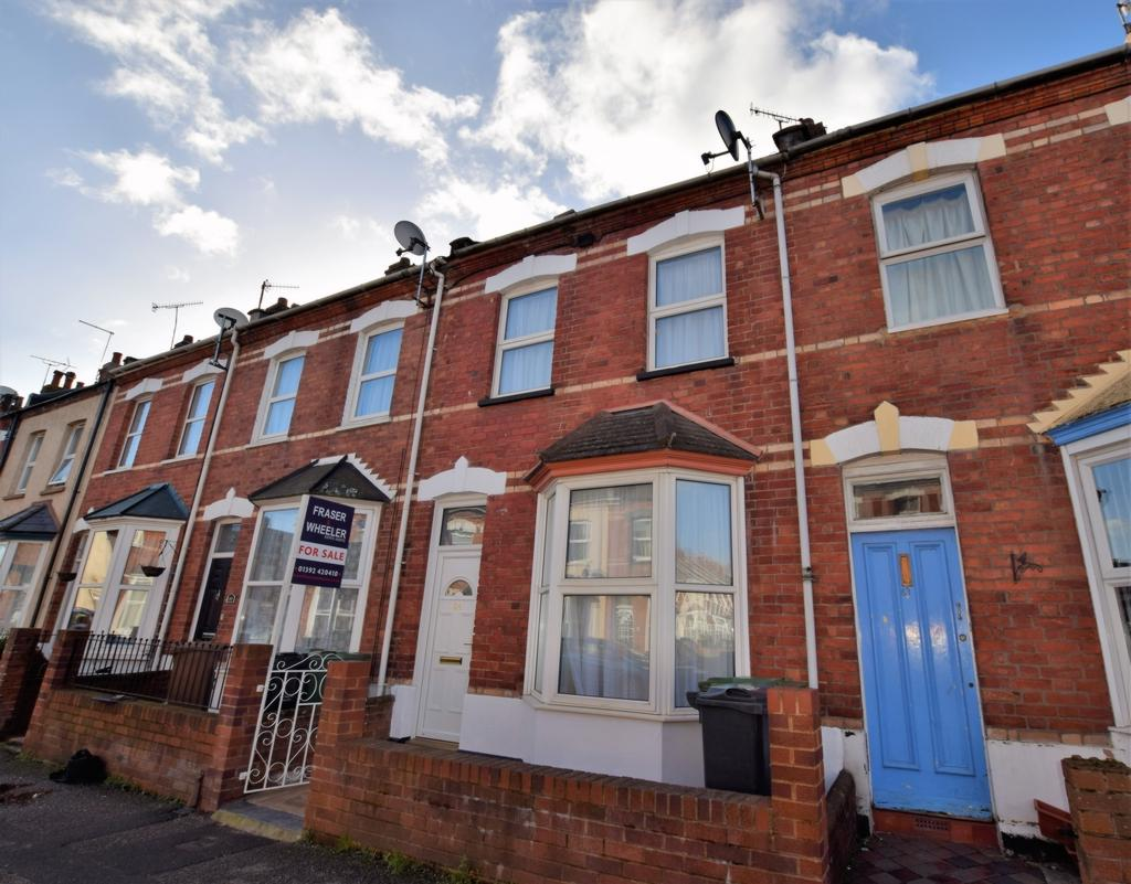 2 Bedrooms Terraced House for sale in Buller Road, St Thomas, EX4