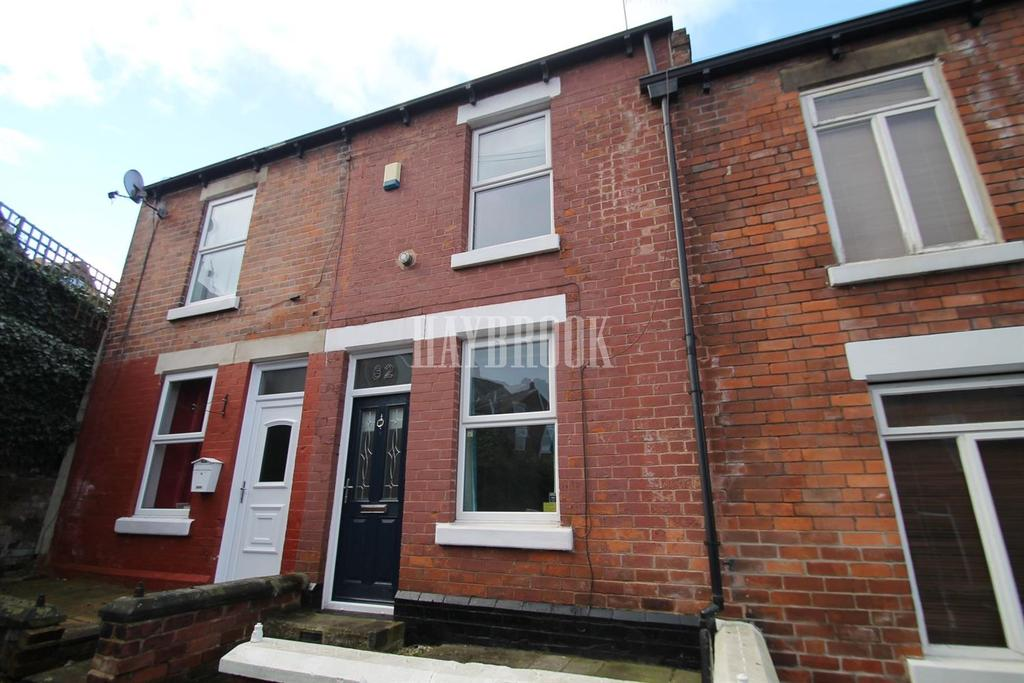 2 Bedrooms Terraced House for sale in Stewart Road, Hunters Bar, S11