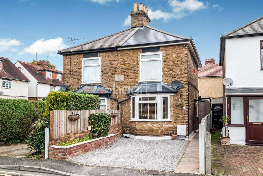 3 Bedrooms Semi Detached House for sale in New Road, Hillingdon