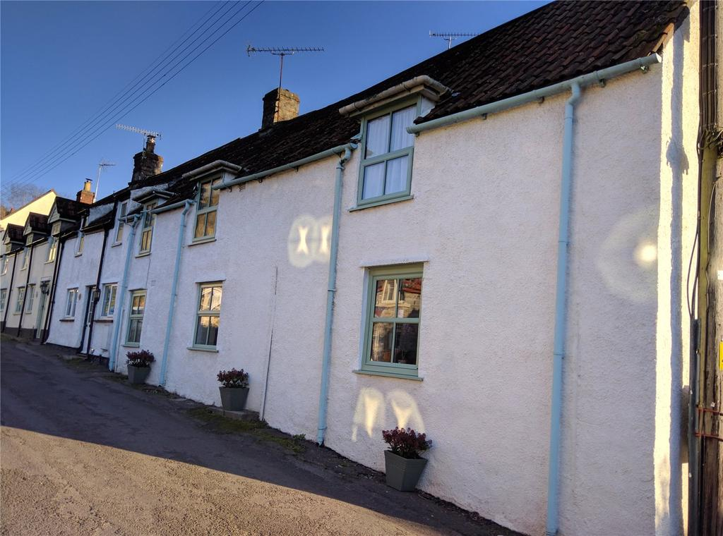 3 Bedrooms End Of Terrace House for sale in Tuttors Hill, Cheddar, BS27