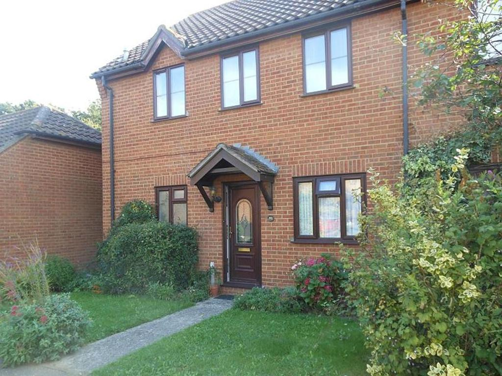 1 Bedroom Ground Maisonette Flat for sale in Constance Close, Witham, Essex, CM8