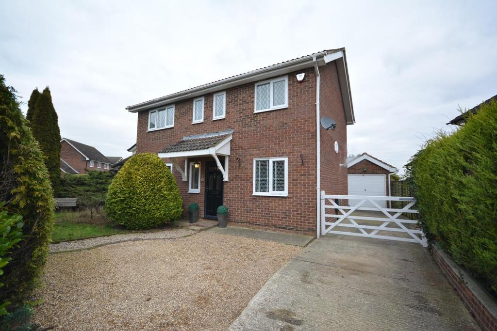 4 Bedrooms Detached House for sale in The Maltings, Rayne, Braintree, Essex, CM77