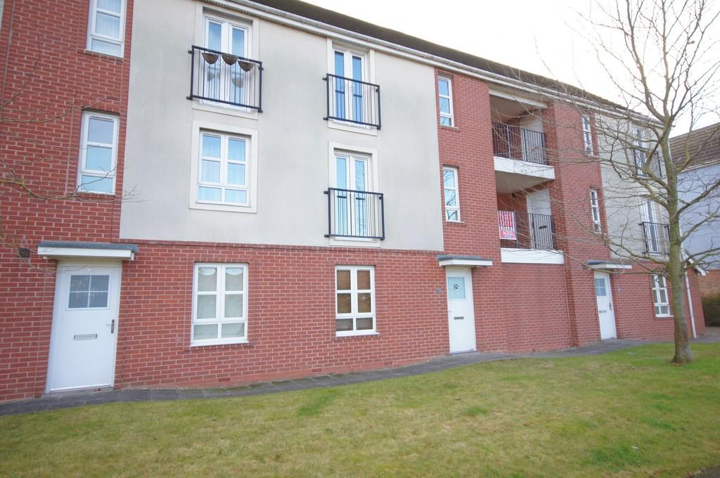 1 Bedroom Apartment Flat for sale in Pigot Way, Lincoln