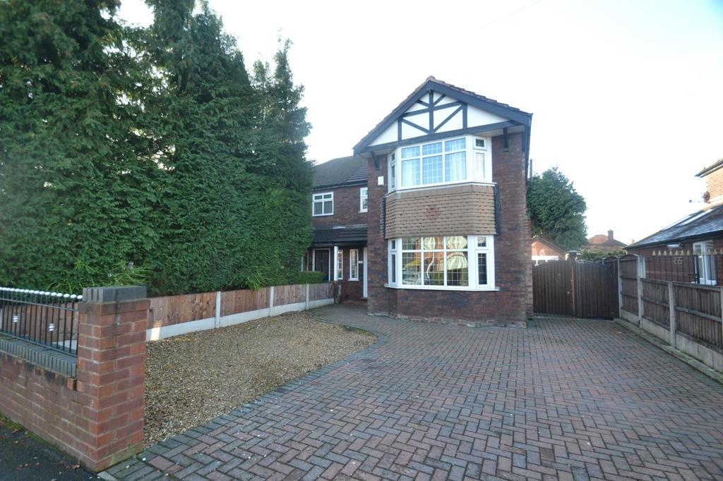 4 Bedrooms Semi Detached House for sale in Derbyshire Road South, Sale