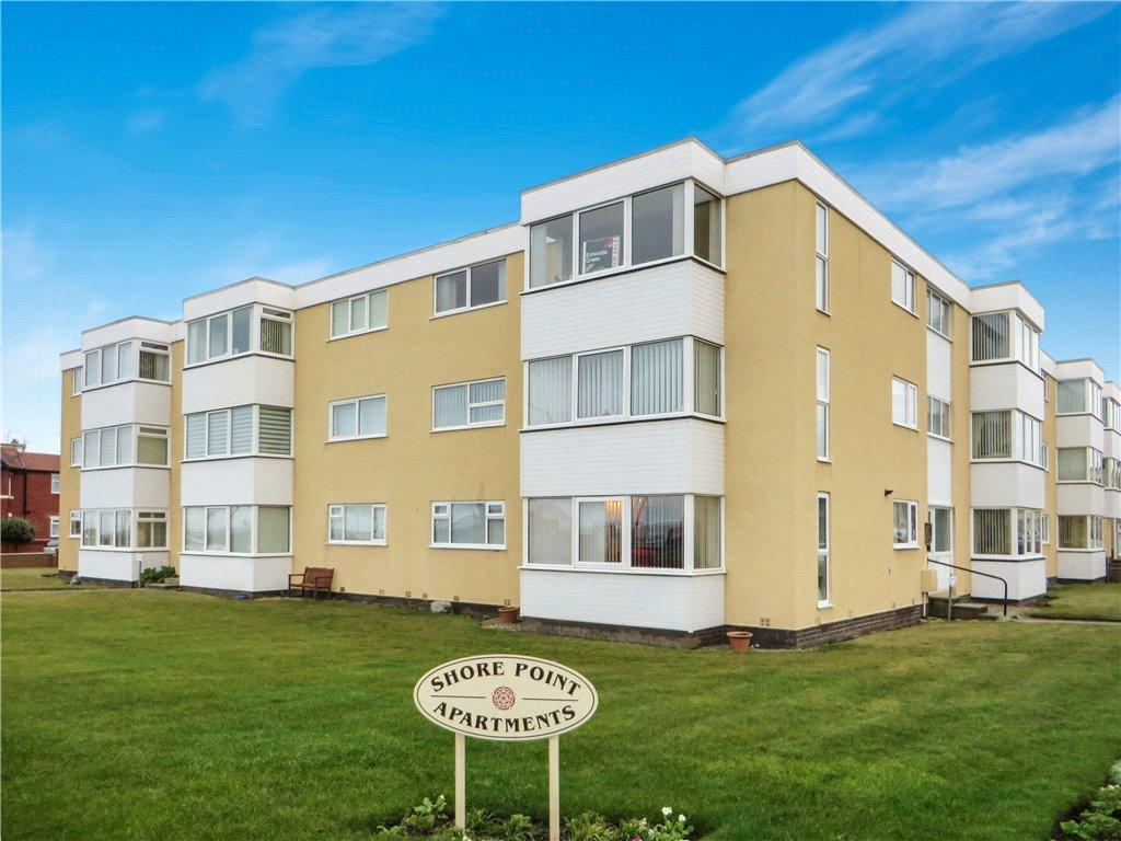 2 Bedrooms Penthouse Flat for sale in Flat 16 Shore Point, Wilvere Drive, Norbreck, Thornton Cleveleys