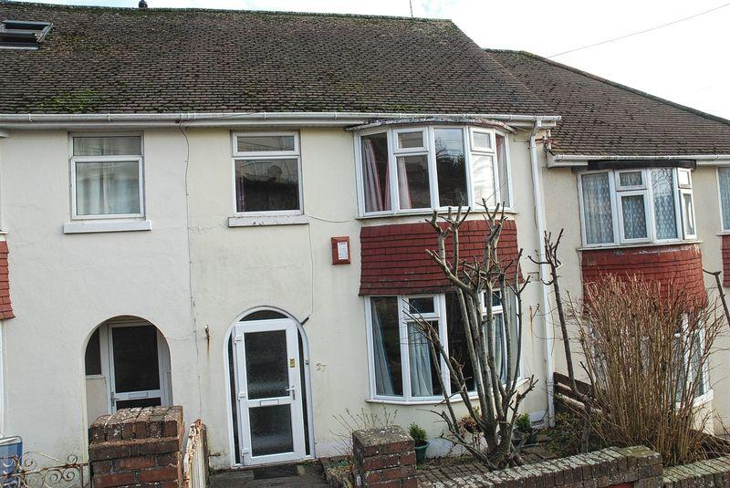 3 Bedrooms Terraced House for sale in Haslam Road, Torquay