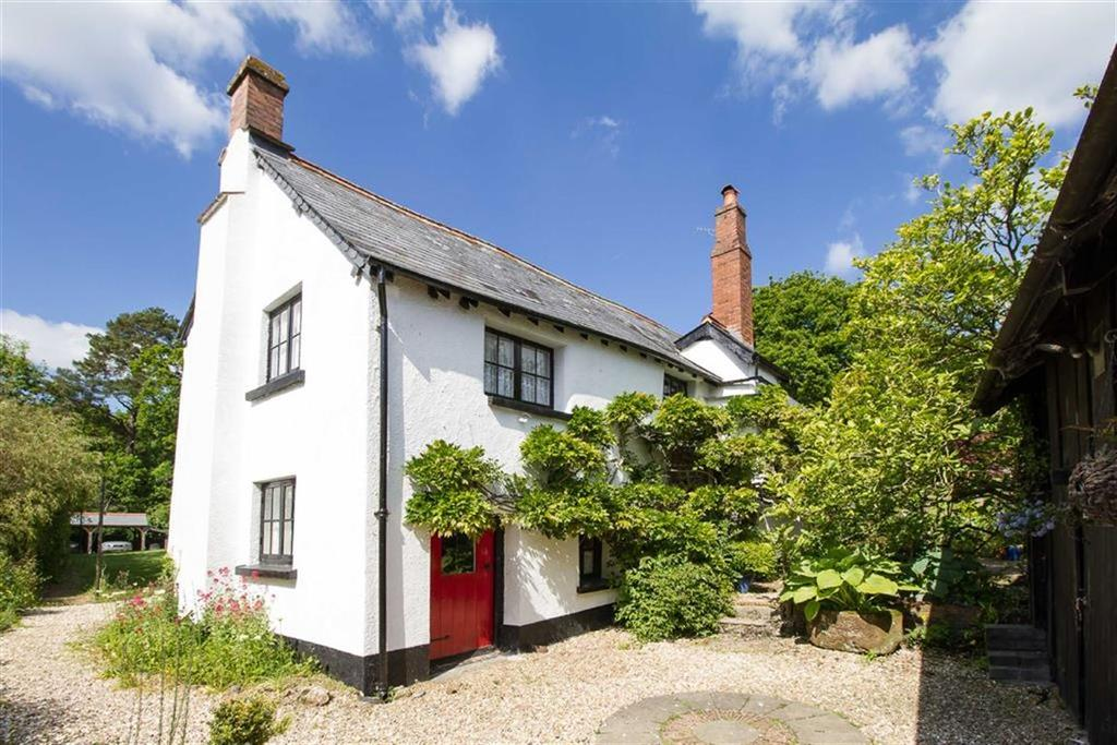 3 Bedrooms Detached House for sale in Tedburn St Mary, Near Exeter, Exeter, Devon, EX6