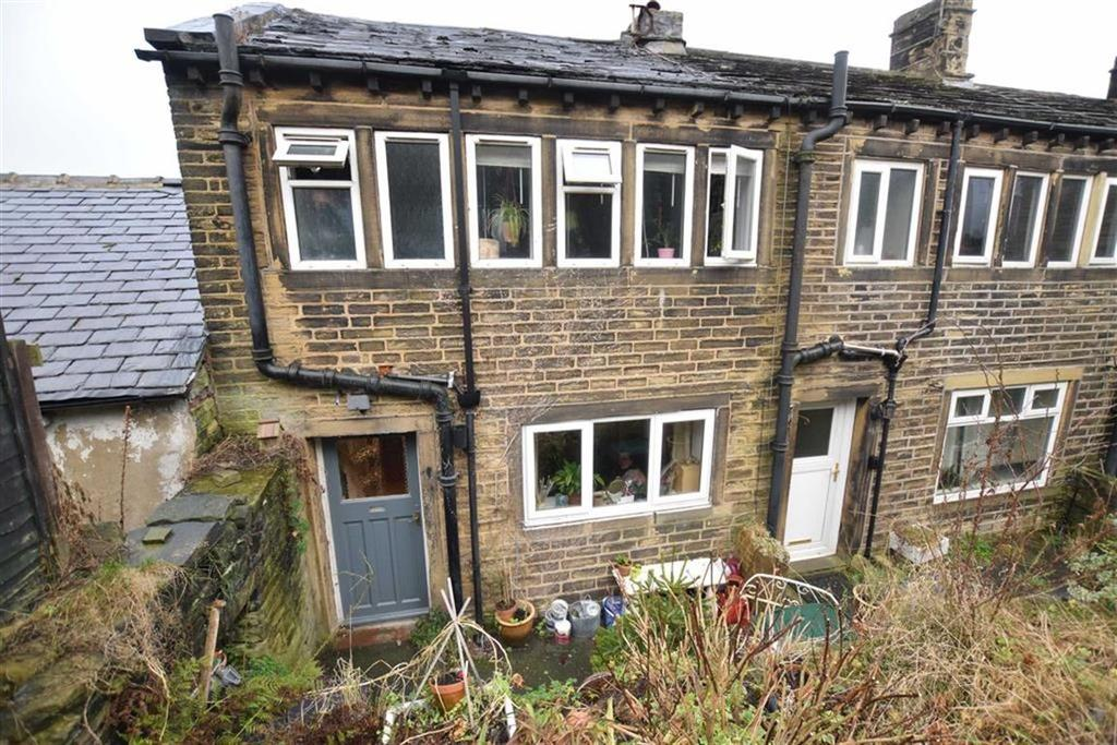 2 Bedrooms End Of Terrace House for sale in Manchester Road, Linthwaite, Huddersfield, HD7