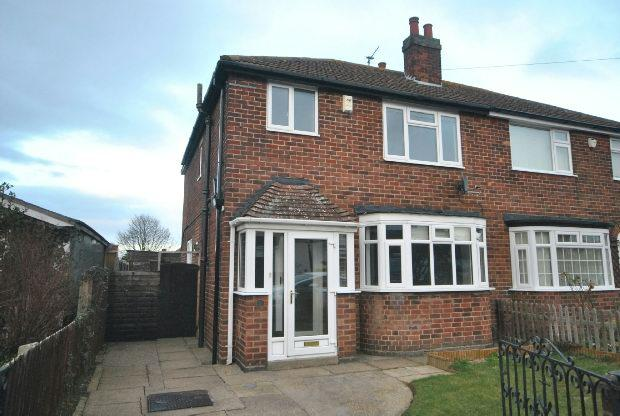3 Bedrooms Semi Detached House for sale in Tattershall Avenue, GRIMSBY