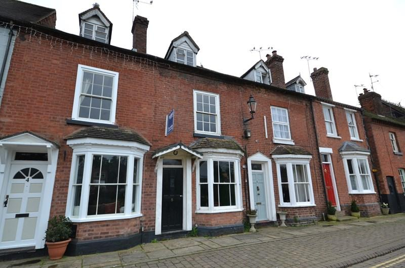 3 Bedrooms Terraced House for sale in Severnside North, Bewdley