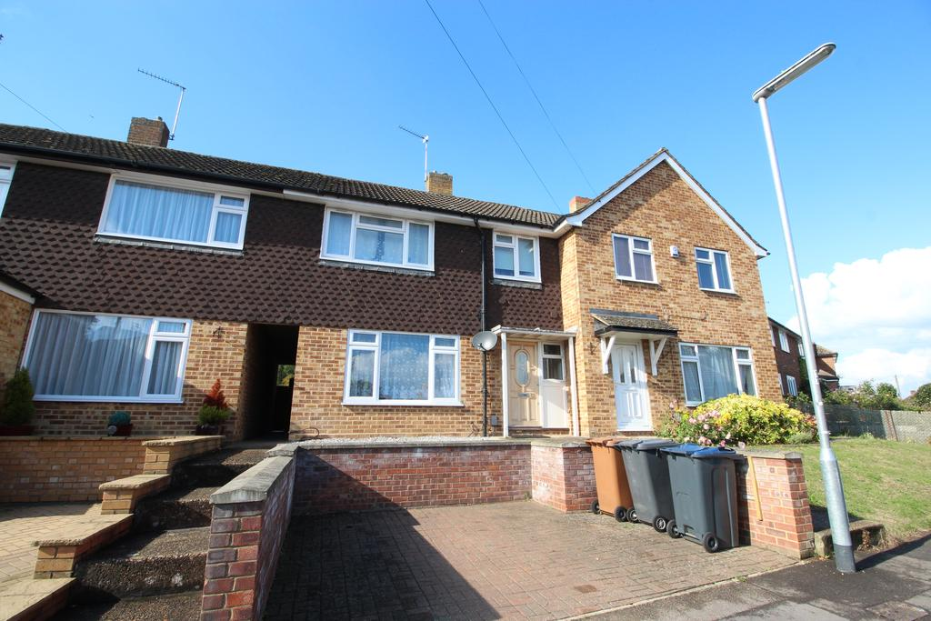 3 Bedrooms Terraced House for sale in Hertford SG13