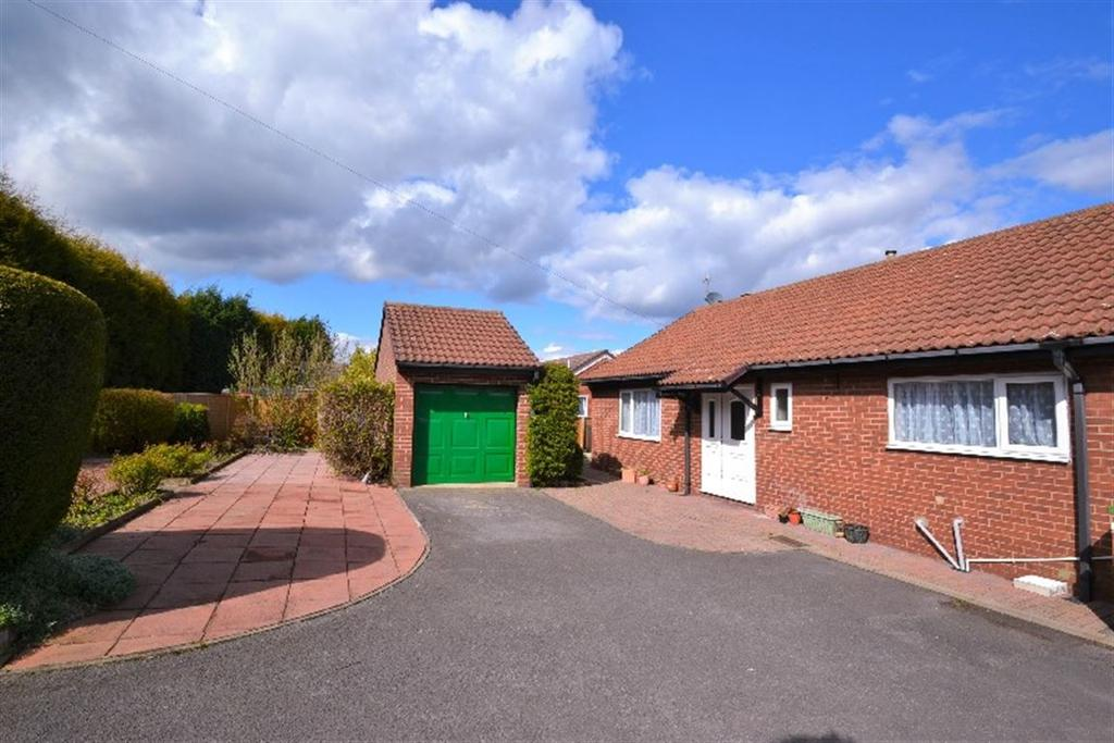 2 Bedrooms Bungalow for sale in Cathedral View, Byers Green, County Durham