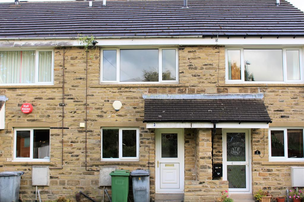 2 Bedrooms Town House for sale in Adams Court, Lindley, Huddersfield HD3