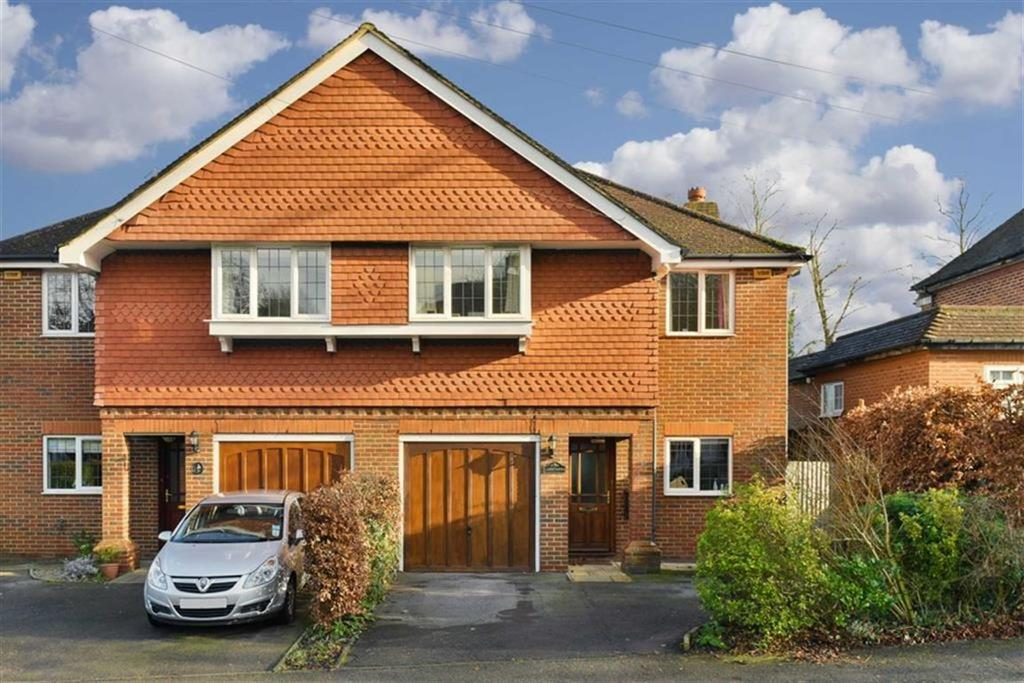 4 Bedrooms Semi Detached House for sale in Merland Rise, Epsom Downs, Surrey