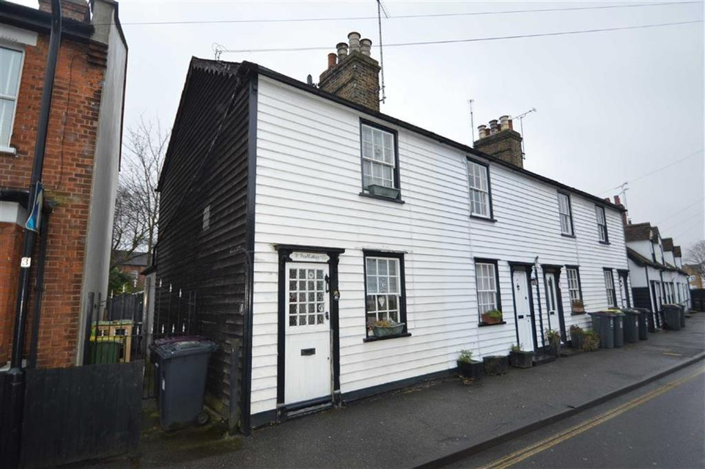 2 Bedrooms End Of Terrace House for sale in Weir Pond Road, Rochford, Essex