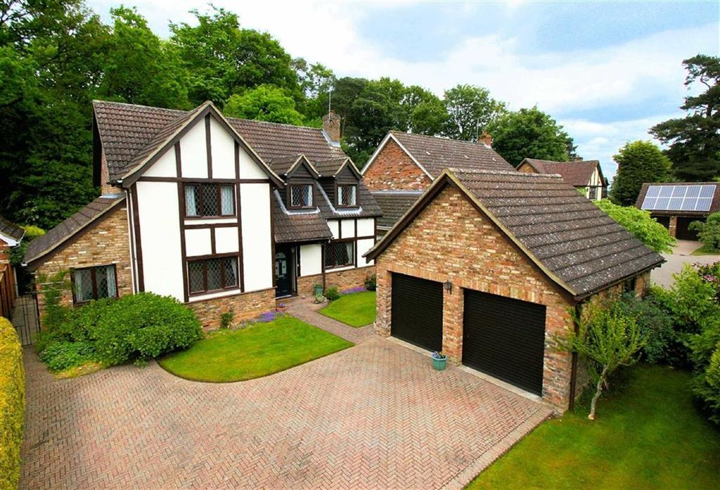 4 Bedrooms Detached House for sale in Mardley Dell, Oaklands, Welwyn AL6 0UR