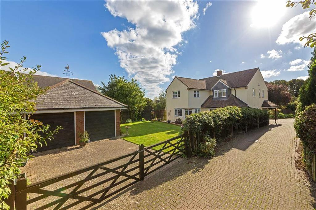 4 Bedrooms Detached House for sale in High Street, Pirton, Hertfordshire