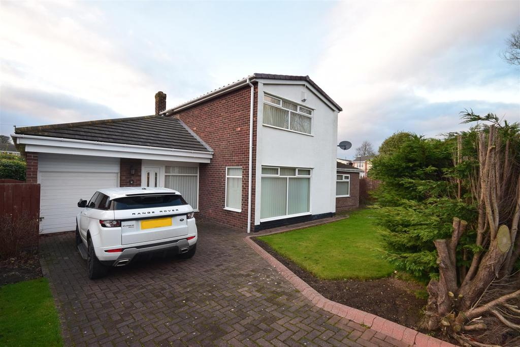 3 Bedrooms Semi Detached House for sale in Longmeadows, East Herrington, Sunderland