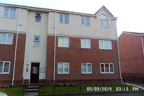 2 bedroom apartment to rent - Blueberry Avenue, Millside Apartments, New Moston, Manchester M40