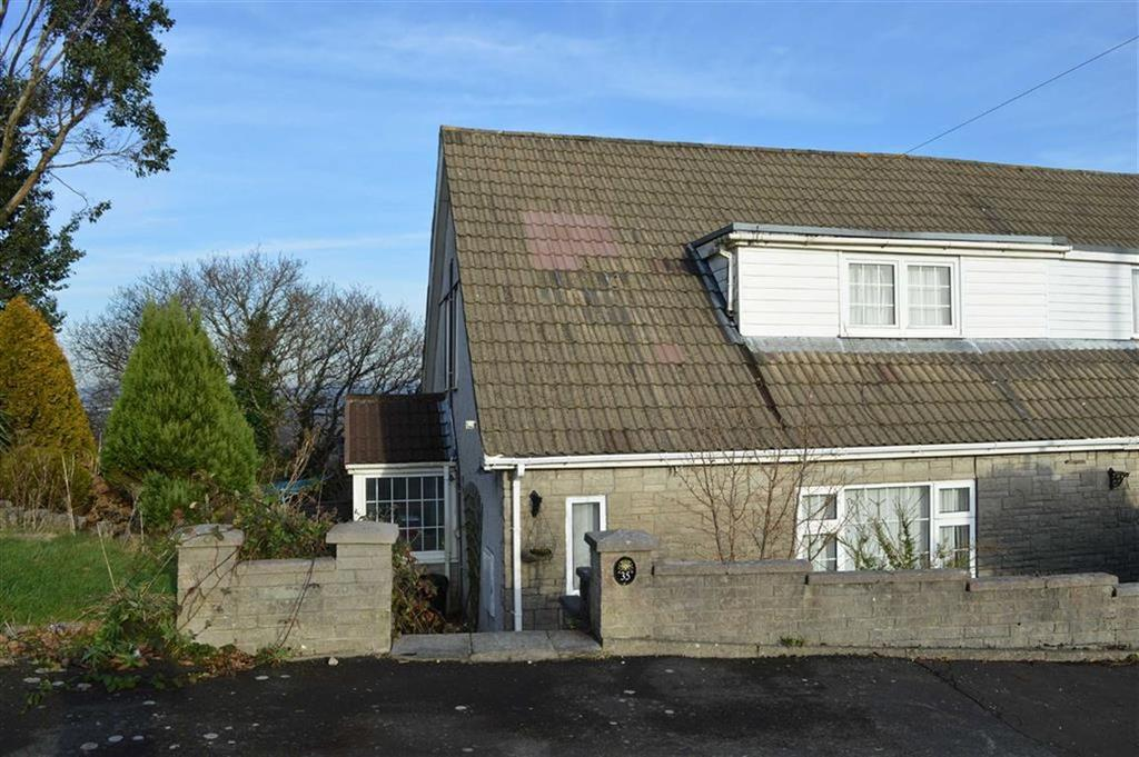 3 Bedrooms Semi Detached House for sale in Meadow View, Dunvant, Swansea