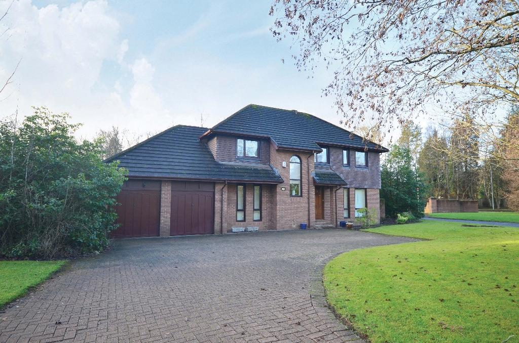 4 Bedrooms Detached House for sale in Dukes Gate, Bothwell, South Lanarkshire, G71 8SN