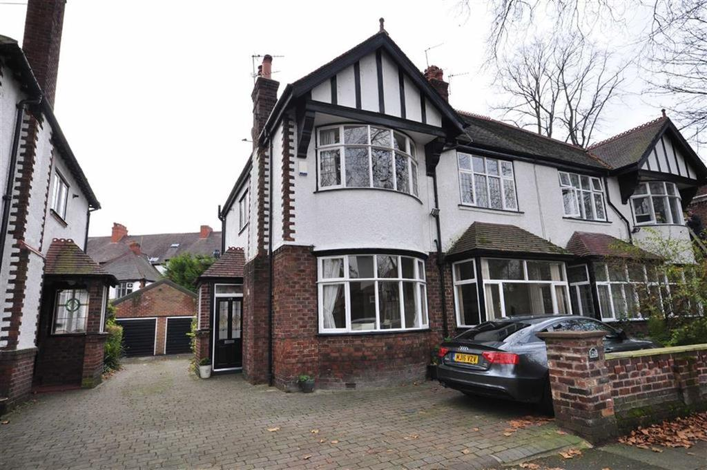 4 Bedrooms Semi Detached House for sale in Ballbrook Avenue, Didsbury, Manchester, M20