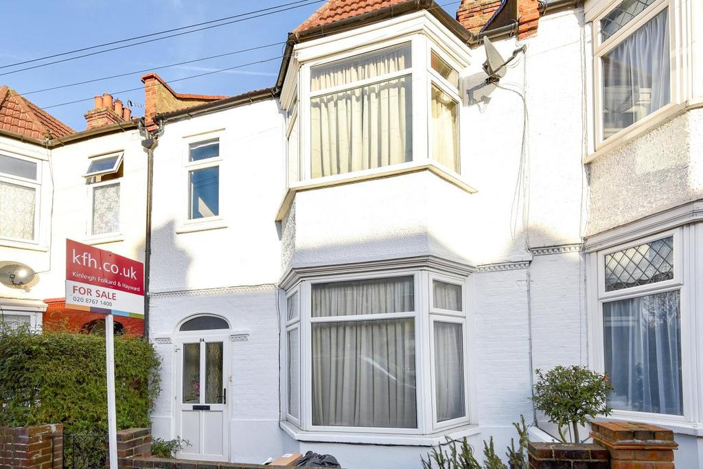 4 Bedrooms Terraced House for sale in Caithness Road, Mitcham, CR4