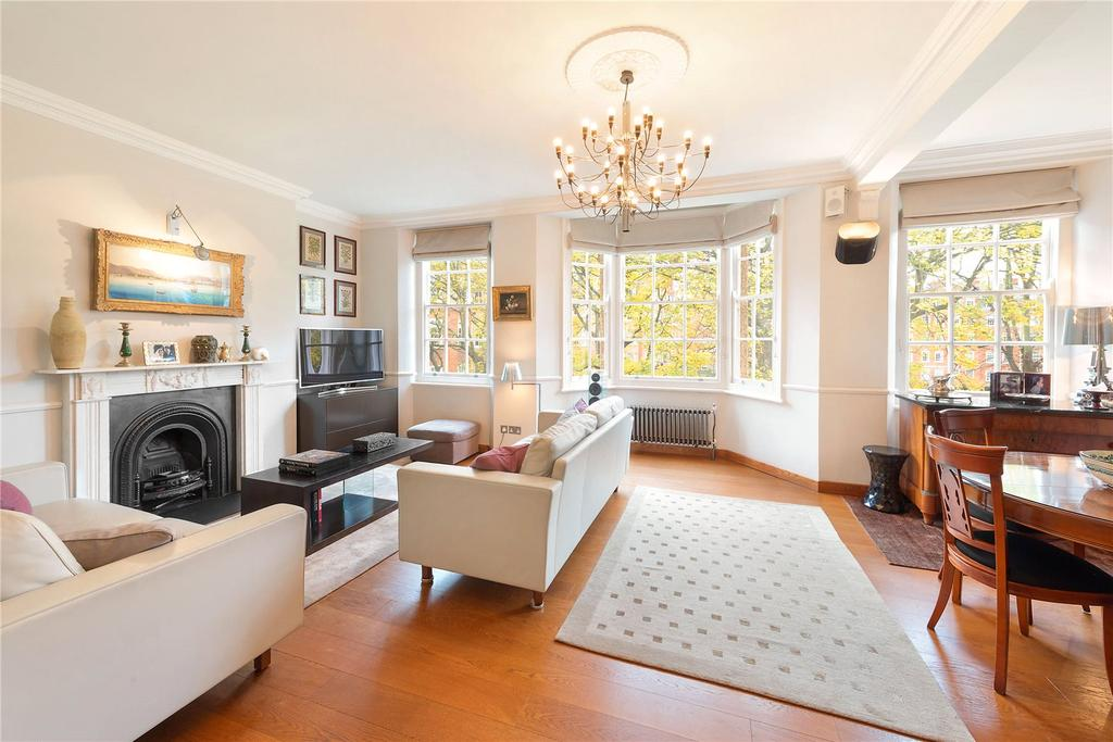 4 Bedrooms Flat for sale in Coleherne Court, Redcliffe Gardens, London