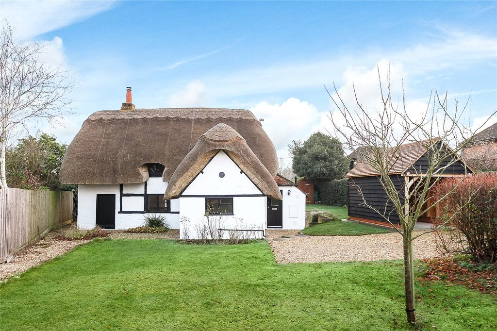 3 Bedrooms Detached House for sale in Stockcross, Newbury, Berkshire
