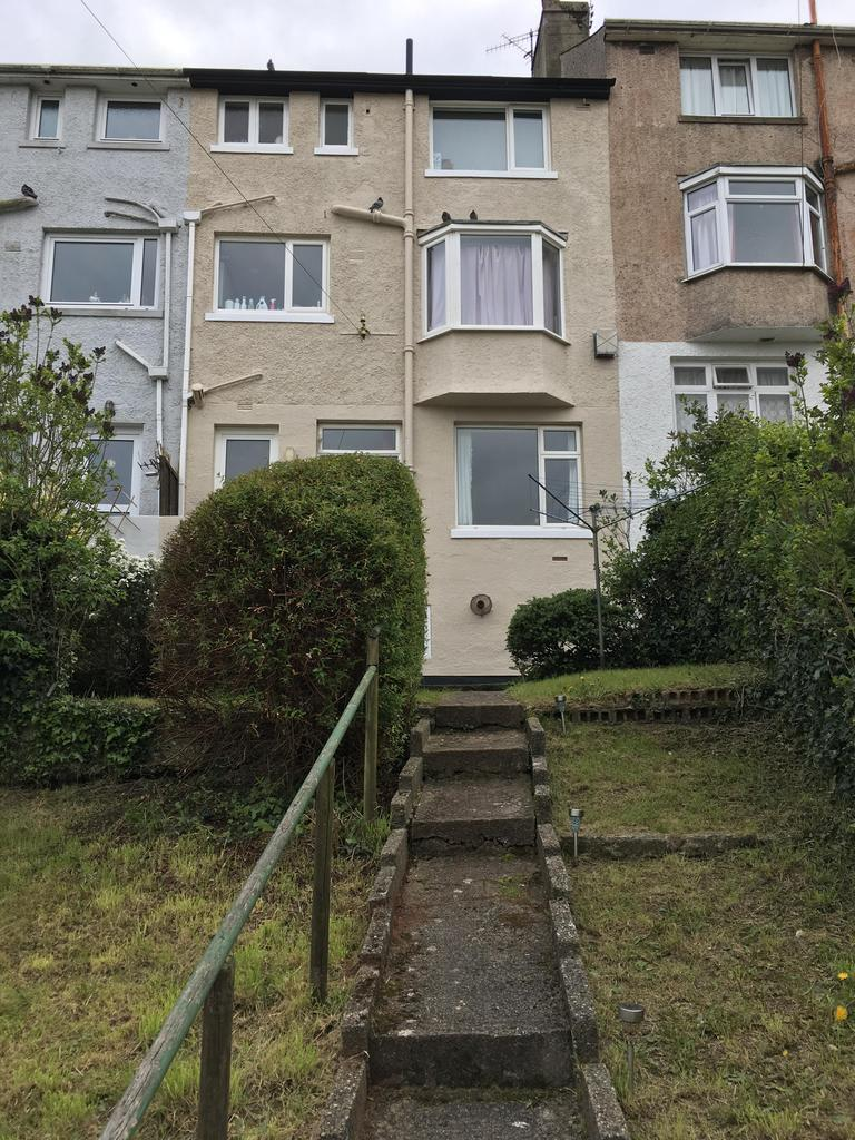 1 Bedroom Flat for sale in MARCOMBE ROAD, TORQUAY TQ2