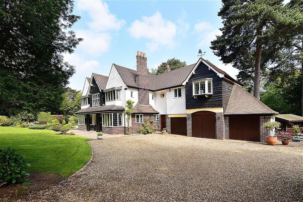 5 Bedrooms Detached House for sale in Streetly Wood, Sutton Coldfield