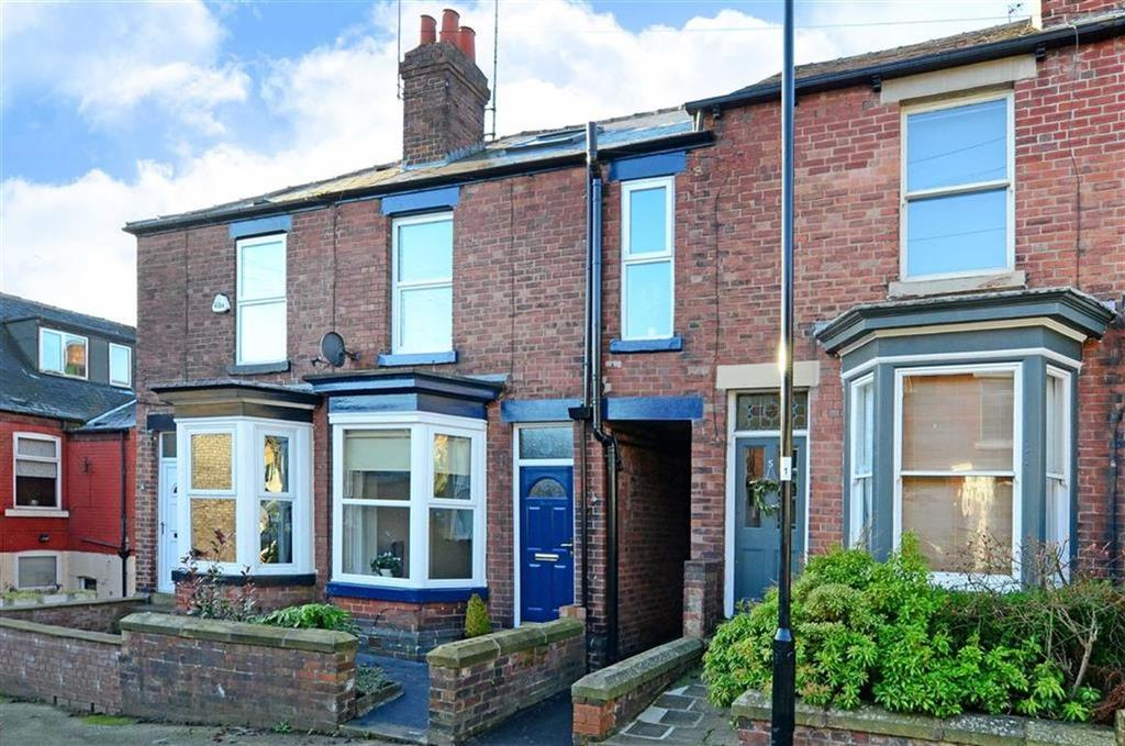 4 Bedrooms Terraced House for sale in 3, Cruise Road, Nether Green, Sheffield, S11