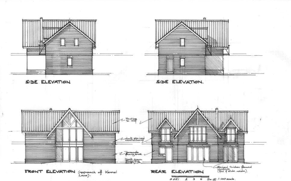 4 Bedrooms Detached Bungalow for sale in Kinsbourne Green, Harpenden, Hertfordshire