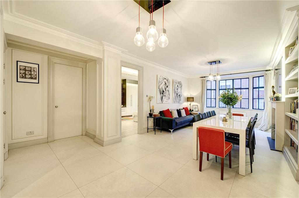 2 Bedrooms Apartment Flat for sale in Rossetti House, 106-110 Hallam Street, London, W1W