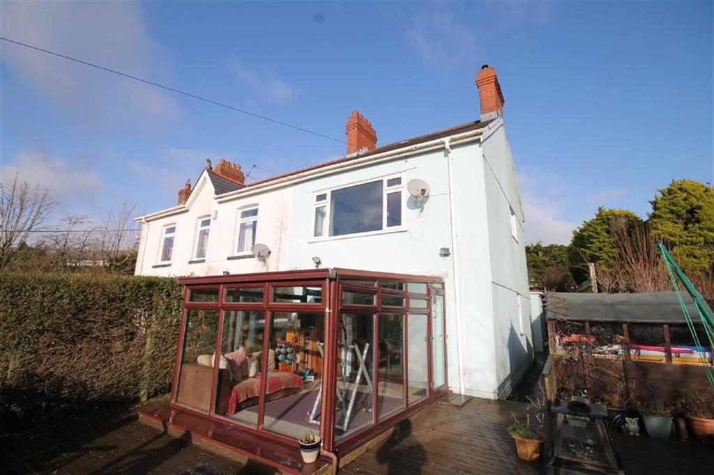 4 Bedrooms Semi Detached House for sale in Mountain Road, Pentyrch, Cardiff