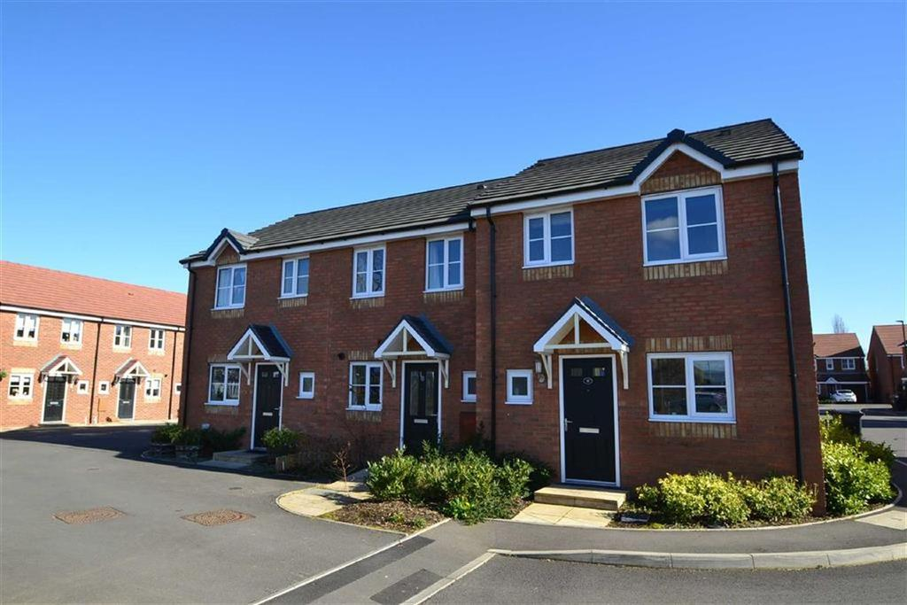 2 Bedrooms Terraced House for sale in Asquith Close, Autumn Brook, Shrewsbury